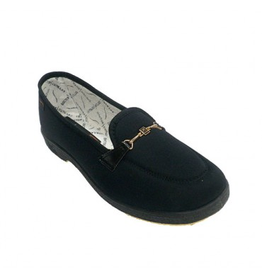 Women's Slippers Doctor Cutillas in black