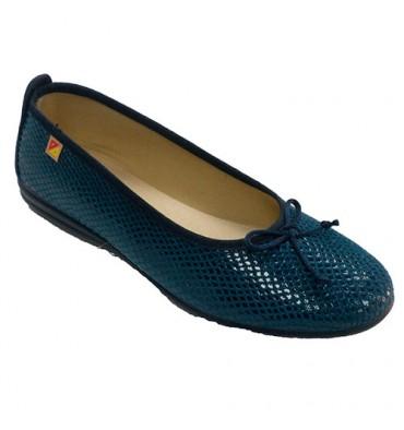Bolsa de moda tipo mulher Alberola em Azul-marinho