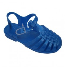 River sandal for boys Hobeky in blue
