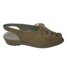 Laced Sandal Doctor Cutillas in beig