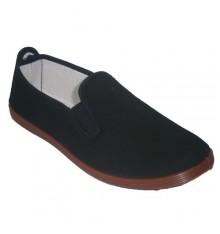 Sapatos para tai chi, yoga e Kunfu Irabia em preto