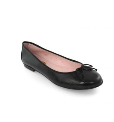 Flat shoes flat women Calzados España in black
