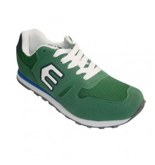 Man sport laces Ozone in green