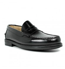 Castellanos rubber soles Edward´s in black