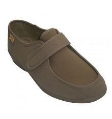 Muito ampla sapatos pé de velcro muito delicado assado Cutillas Doctor