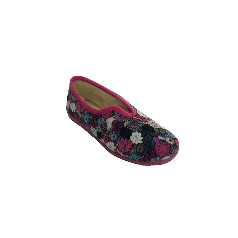 zapatillas de casa mujer adidas