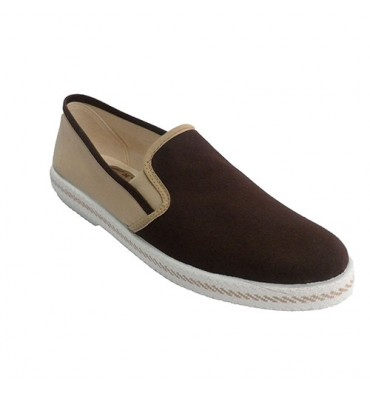 Men's walking shoe in brown tones Muñoz y Tercero in various colors
