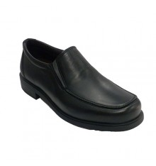 Men's rubber shoe on the sides NIFTY in black