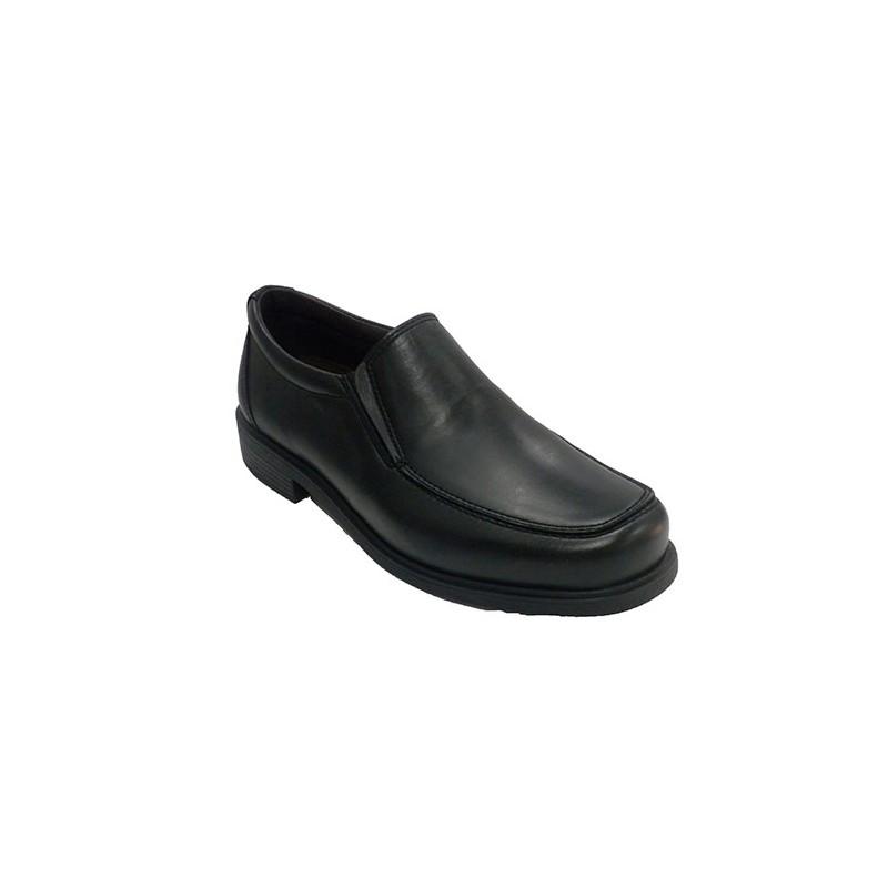 Gomas Hombre Negro A Nifty Los En Lados Zapato lF3K1cTJ