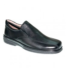 Men's special shoe for diabetics very comfortable Primocx in black