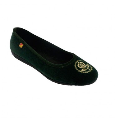 Women's slip-on slip-on handbag Alberola in green