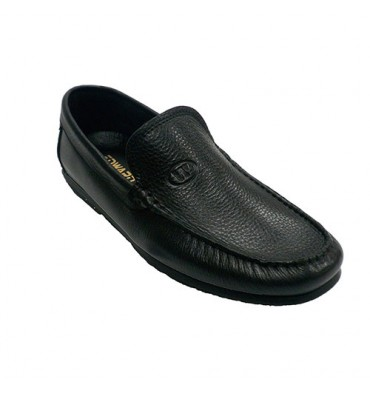 Moccasin man shoe type nautical Edward´s in black