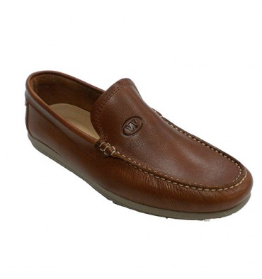 Moccasin man shoe type nautical Edward´s in brown