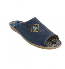 Flip-flops hombr be home open toe and heel Alberola in jeans