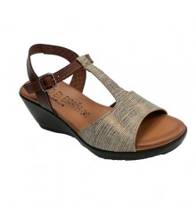 Women's sandal comfortable gel plant Togar in various colors