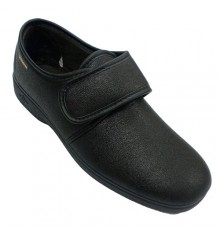 Velcro shoes man simulating shoe Alberola in black