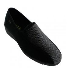 Shoe woman type patterned heeled shoe Doctor Cutillas in black