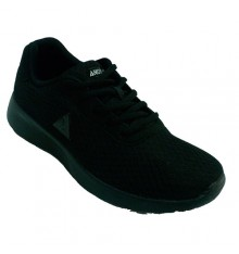 Sporty woman of super comfortable naylon ANDY-Z in black