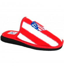 Slipper type shoes Atletico Madrid Andinas in red