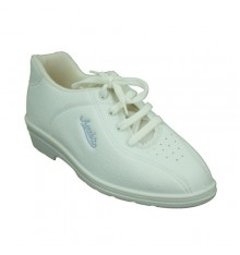 Sport shoes very comfortable wedge Alfonso in white