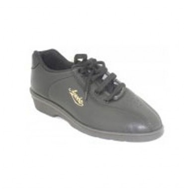 Sport shoes very comfortable wedge Alfonso in black