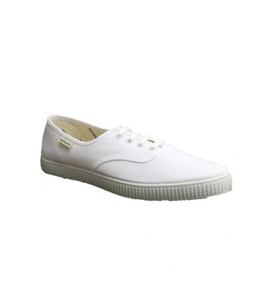 Canvas sneakers Muro in white