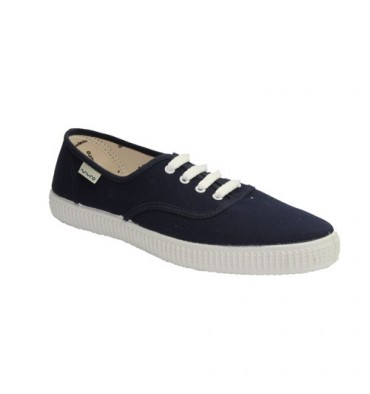 Canvas sneakers Muro in blue