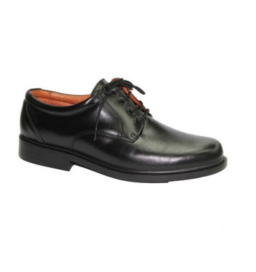 Very comfortable shoe smooth blade Clayan in black