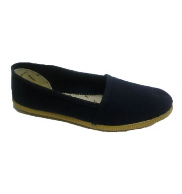 Classic Slipper camping Muro in blue