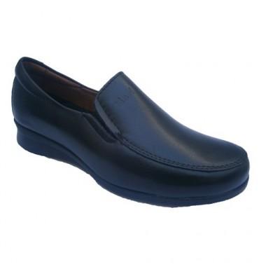 Zapato sport muy cómodo Pitillos en negro