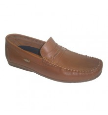 Flexible moccasin Uni-Kio in leather