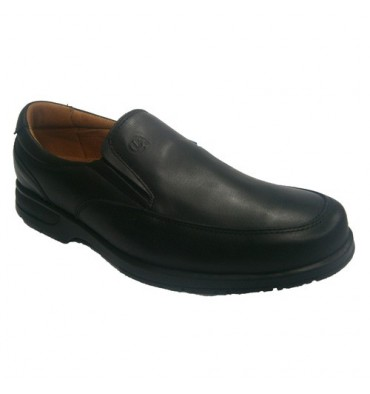 Winter Shoe fat rubber soles Clayan in black