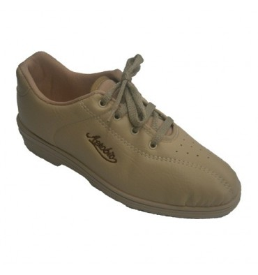 Sport shoes very comfortable wedge Alfonso in beig