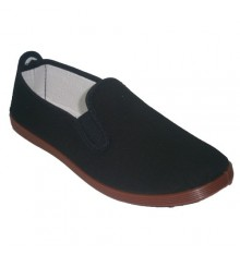 Slippers for tai chi, and yoga Kunfu Irabia in black