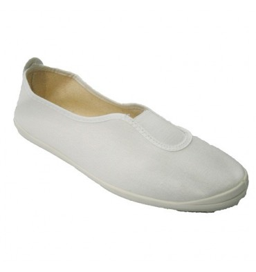 Classic Slipper gym Irabia in white