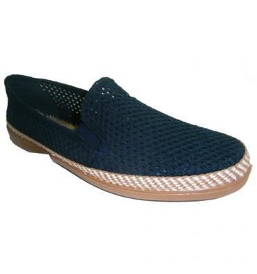 shoe rack Soca in navy blue