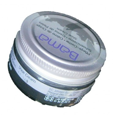 Cream for cleaning footwear Bama in colorless