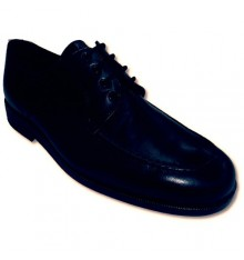 Extra wide shoes laces Clayan in black