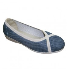 Very comfortable shoe rack Doctor Cutillas in gray