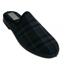 Flip flops rubber floor boxes Soca in navy blue
