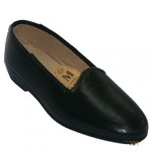 Slipper shoe type for more delicate feet very squishy smooth blade Mayjo in black