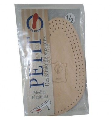 Leather insoles Sox Cairon in leather