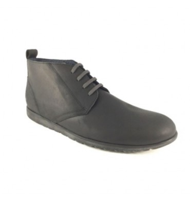 Young man Boot safari type Calzados España in black