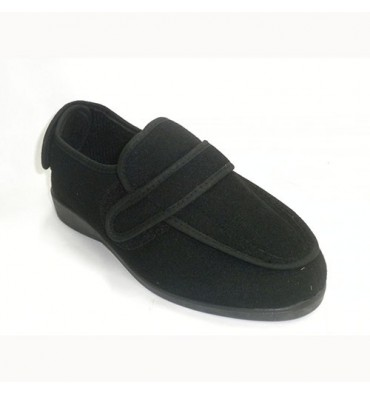 Removable shoe woman for very delicate feet Doctor Cutillas in black