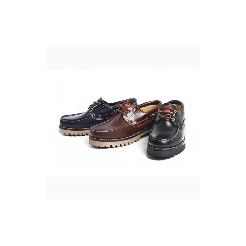 Vestir Piel Edward's Zapatos Suela P5prwq Náuticos De Para Gorda Hombre nXXRYOq