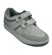 Classic velcro sports Paredes in white