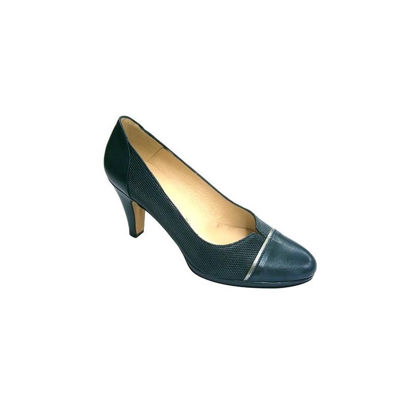 Abertura Mujer En El Con Zapato Plataforma Cerrado Comprar Empeine Xx6gw7