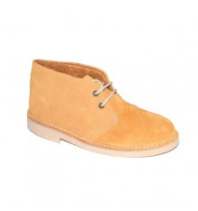 Lined Boot safari El Corzo in Camel