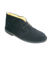 Lined Boot safari El Corzo in black