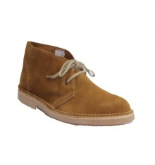 Boot safari unlined El Corzo in Camel